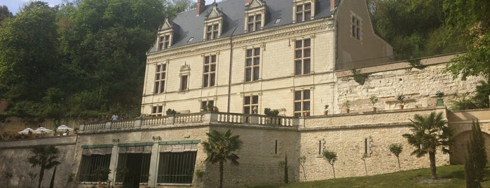 Château Gaillard is one of Roadtrip / Loire.