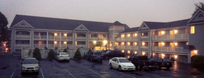 Hyannis Travel Inn is one of Lena 님이 좋아한 장소.