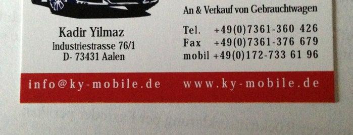 Ky-Mobile is one of สถานที่ที่ Hsyn ถูกใจ.