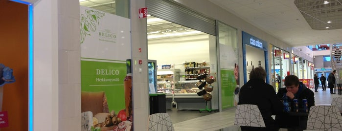 Delico is one of Matkus Shopping Center.
