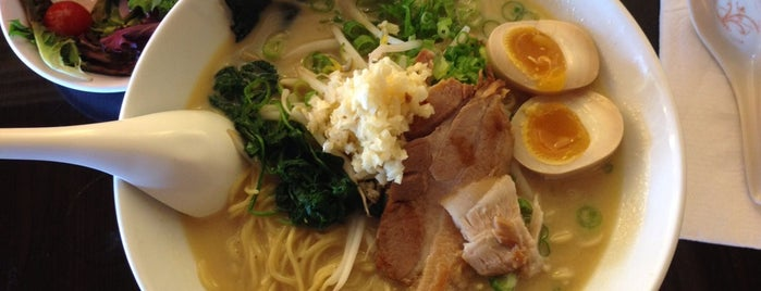 Silver Lake Ramen is one of LA LA LAND🌴🌞.
