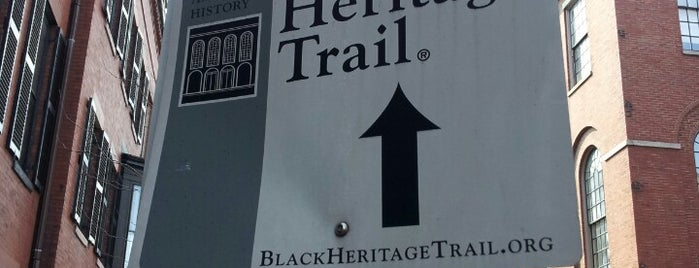 Black Heritage Trail is one of 101 Places to Take Your Family in the U.S..