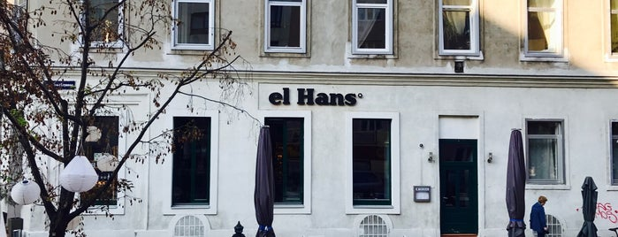 el Hans is one of To do.