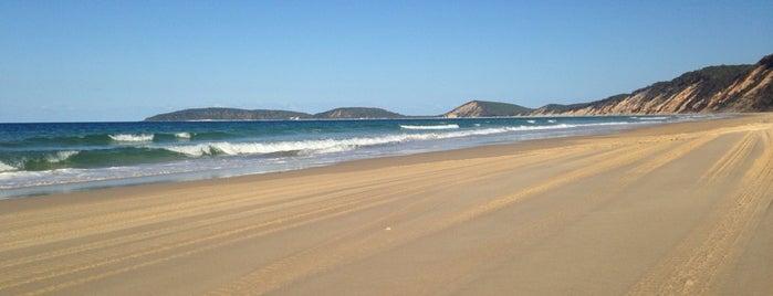 Rainbow Beach is one of Eastern Australia Guide.