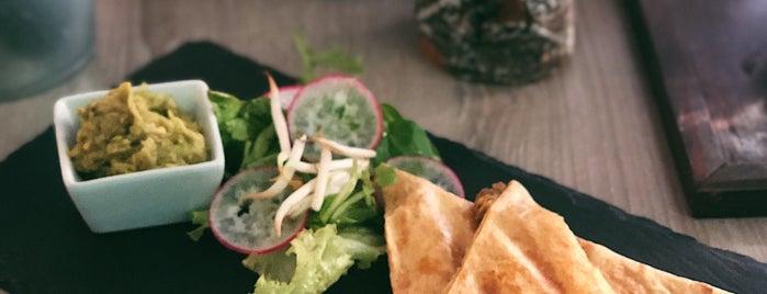 Forrest Bistro is one of Veggie/Vegan Spots.