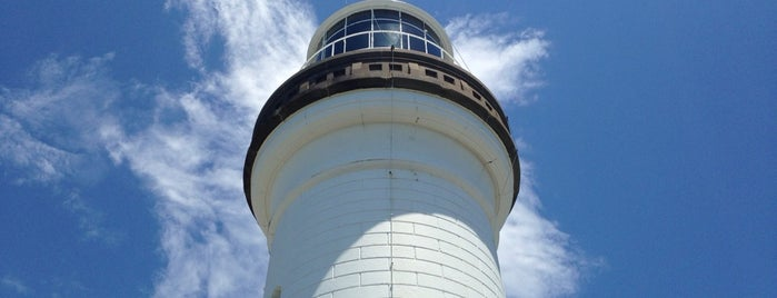 Cape Byron Lighthouse is one of Eastern Australia Guide.