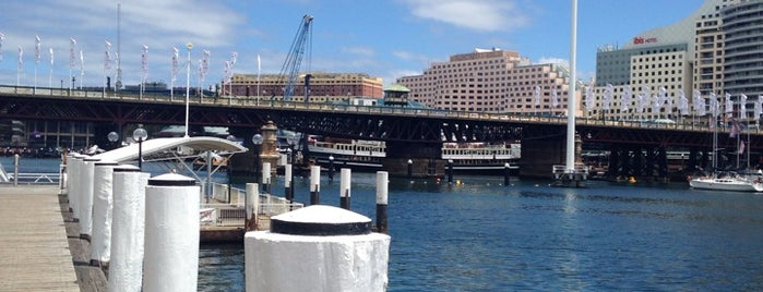 King Street Wharf is one of Eastern Australia Guide.