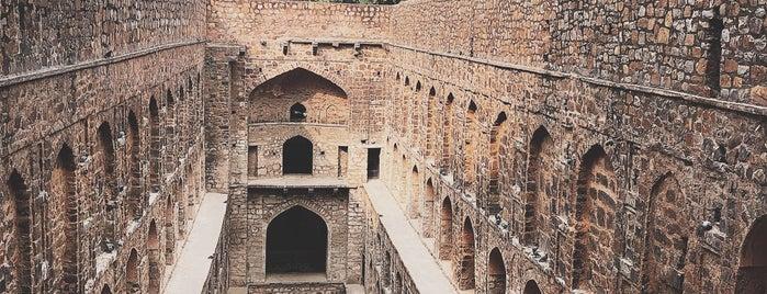 Ugrasen ki Baoli (Agrasen ki Baoli) is one of INDIA.