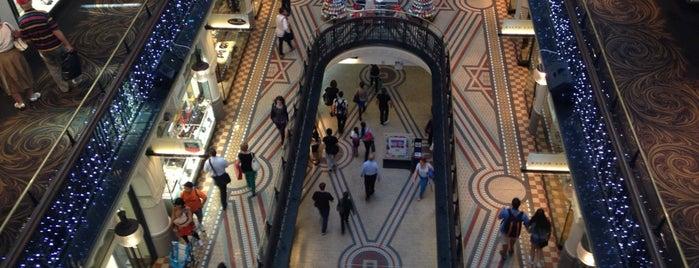 Queen Victoria Building (QVB) is one of Eastern Australia Guide.