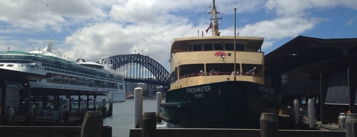 Circular Quay is one of Eastern Australia Guide.