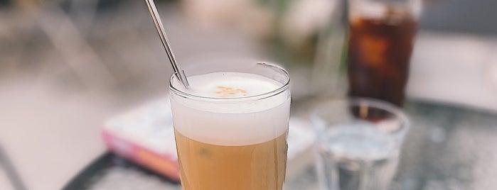 Acid Coffee is one of DOCK.