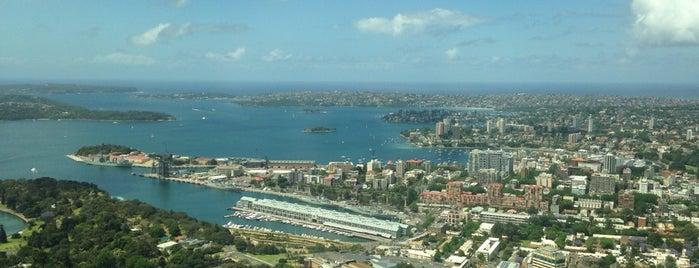 Sydney Tower Eye is one of Eastern Australia Guide.