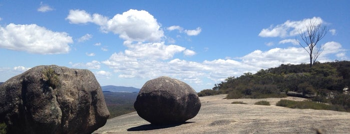 Bald Rock is one of Eastern Australia Guide.