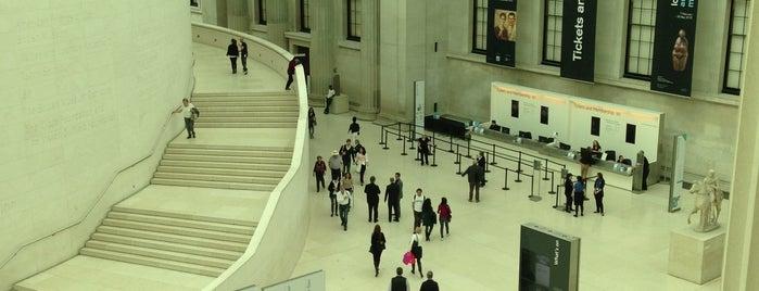 พิพิธภัณฑ์บริติช is one of London City Guide.