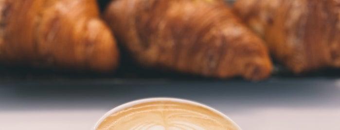 TRAFFIK coffee & sandwich is one of Gespeicherte Orte von Martin.