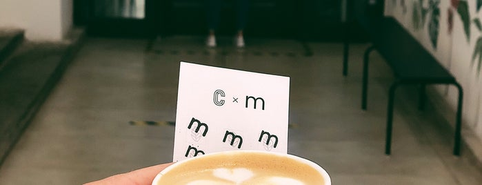 Mazelab Coffee is one of Best Coffee and Sweet spots in Prague.