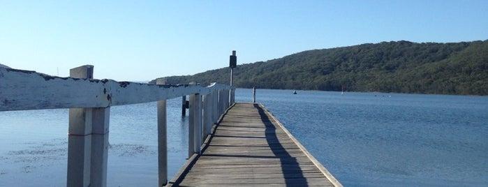 Wallis Lake is one of Eastern Australia Guide.