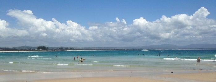 Belongil Beach is one of Eastern Australia Guide.