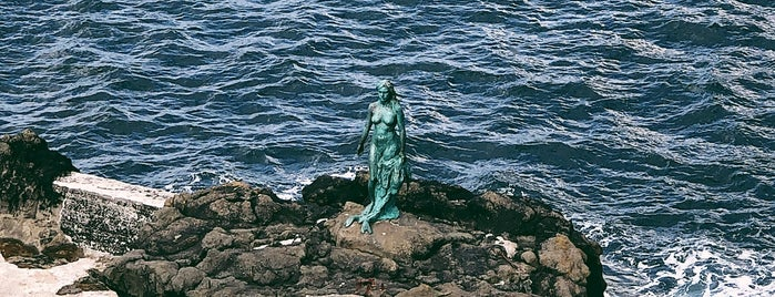 Seal Woman is one of Faroe Island.