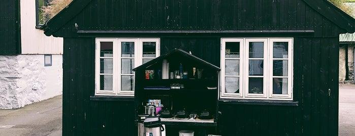 Coffee And Waffles is one of Faroe Island.