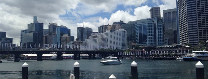 Darling Harbour is one of Eastern Australia Guide.
