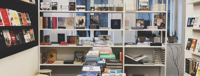 Best bookstores in Prague