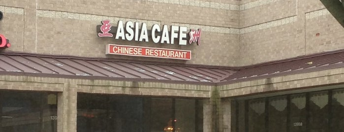 Asia Cafe is one of Best Of Virginia.