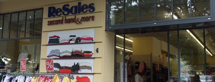ReSales second hand & more is one of BK to Berlin.