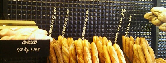 Panadería Granier is one of Tenerife: desayunos y meriendas.