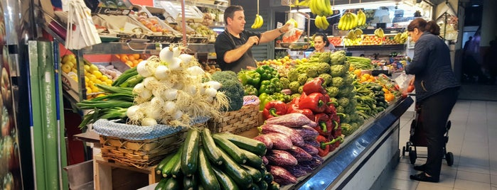 Mercado Central de Alicante is one of Orte, die Alina gefallen.