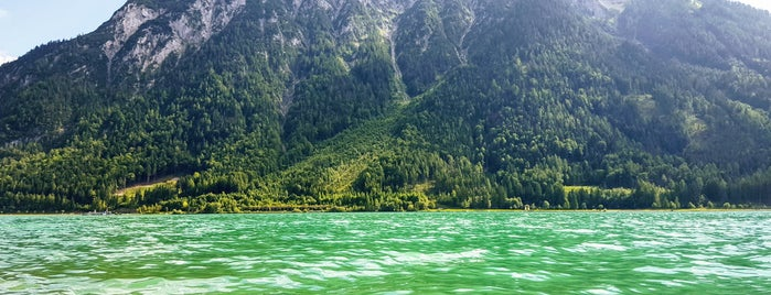 Achensee is one of Lugares favoritos de Alina.