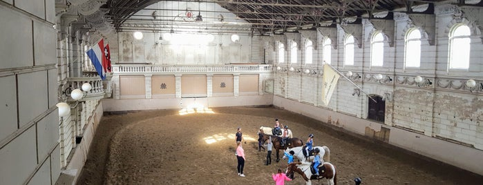 Levend Paardenmuseum - De Hollandsche Manege is one of Lugares favoritos de Alina.