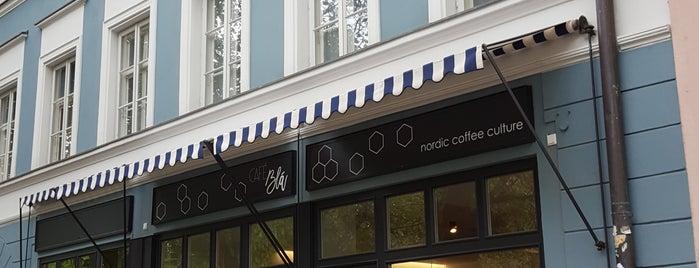 Café Blá is one of สถานที่ที่ Alina ถูกใจ.