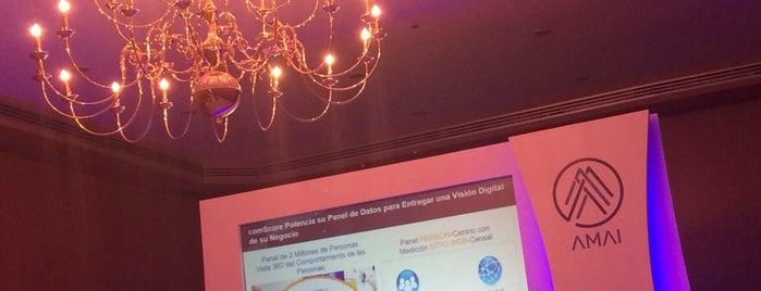Congreso AMAI 2014 Transtelligence is one of Eventos de Marketing & research.