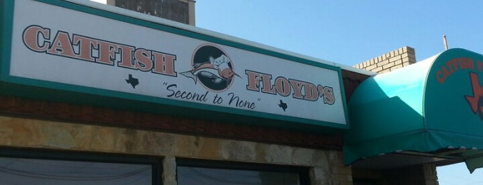 Catfish Floyd's is one of My Favorite Places to Nosh.