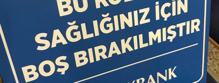 Halkbank is one of Posti salvati di Abdullah.