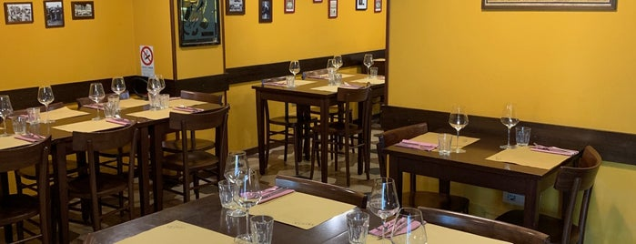 Trattoria Trippa is one of Milano.