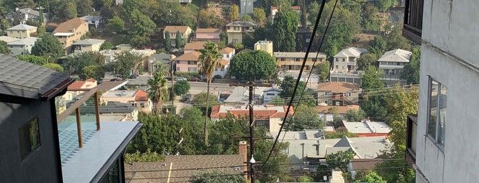 Swan Steps is one of Los Angeles.