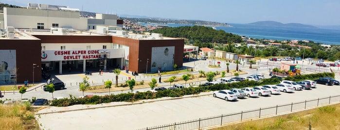 Ceşme Devlet Hastanesi Diş Poliklinigi is one of cdh.