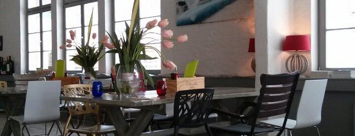 Elements. DELI & Restaurant is one of Dresden.
