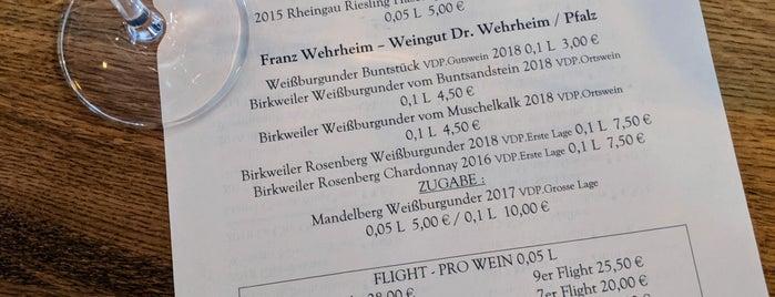 Weinzentrale is one of Dresden.