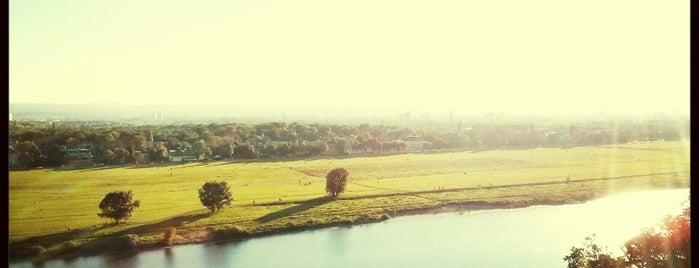 Villa Stockhausen / Lingnerschloss is one of Top picks for Scenic Lookouts.