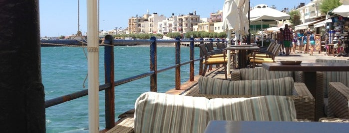 Aperitton Cafe is one of Crete.