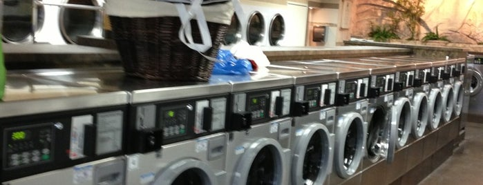 Our Beautiful Launderette is one of Personal saves.