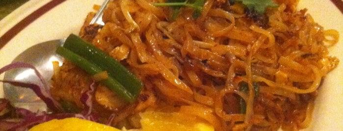 Galanga Thai Restaurant is one of Santa Barbara.