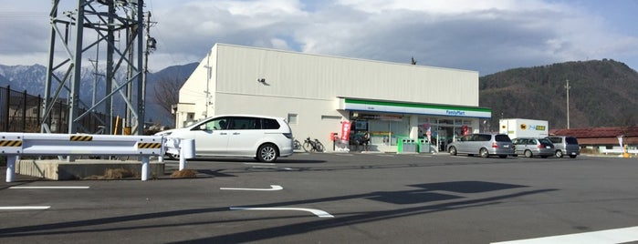 FamilyMart is one of Sigeki's Saved Places.