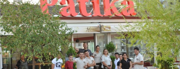 Patika Cafe & Bistro is one of A.