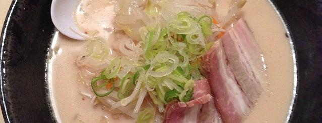 ふじ十 is one of 拉麺マップ.