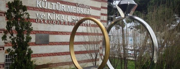 Üsküdar Evlendirme Dairesi is one of İstanbul.