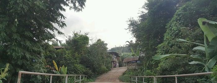 สะพานปลาสบมาง is one of พะเยา แพร่ น่าน อุตรดิตถ์.